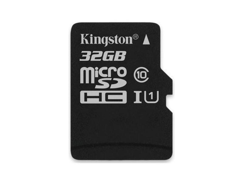Kingston 32GB microSDHC Canvas Select 80MB/s C10 UHS-I