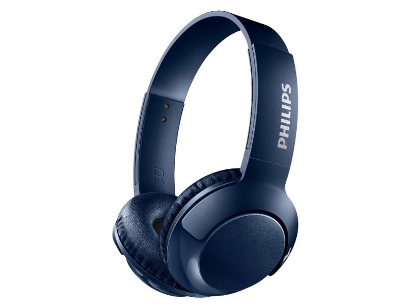 Philips SHB3075BL Niebieskie - 406114 - zdjęcie 1