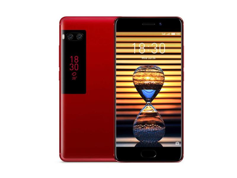 Meizu Pro 7 4/64GB Dual SIM LTE czerwony