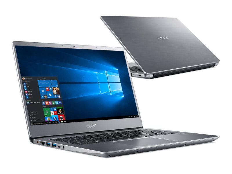 Acer Swift 3 i5-8265U/8GB/512/Win10 Srebrny IPS
