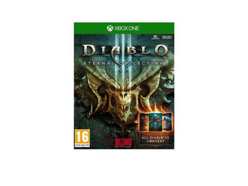 Xbox Diablo III Eternal Collection