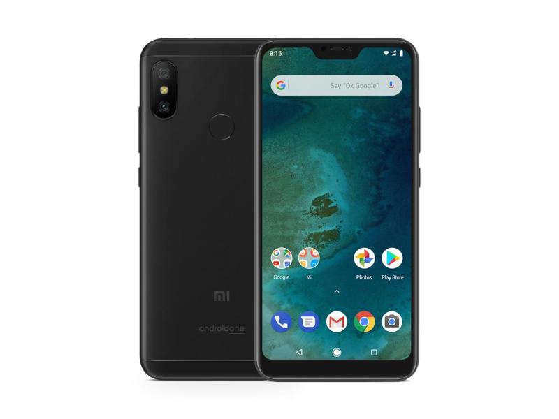 Xiaomi Mi A2 Lite 4 64gb Black Smartfony I Telefony Sklep