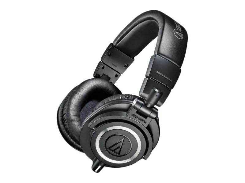 Audio-Technica ATH-M50X Czarny
