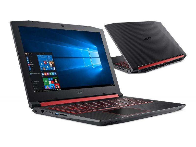 Acer Nitro 5 R5 2500U/8GB/256/Win10 FHD IPS