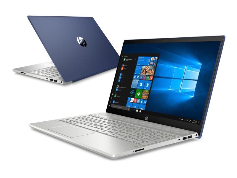 HP Pavilion 15 i5-8250U/8GB/256/Win10/IPS MX150 Blue