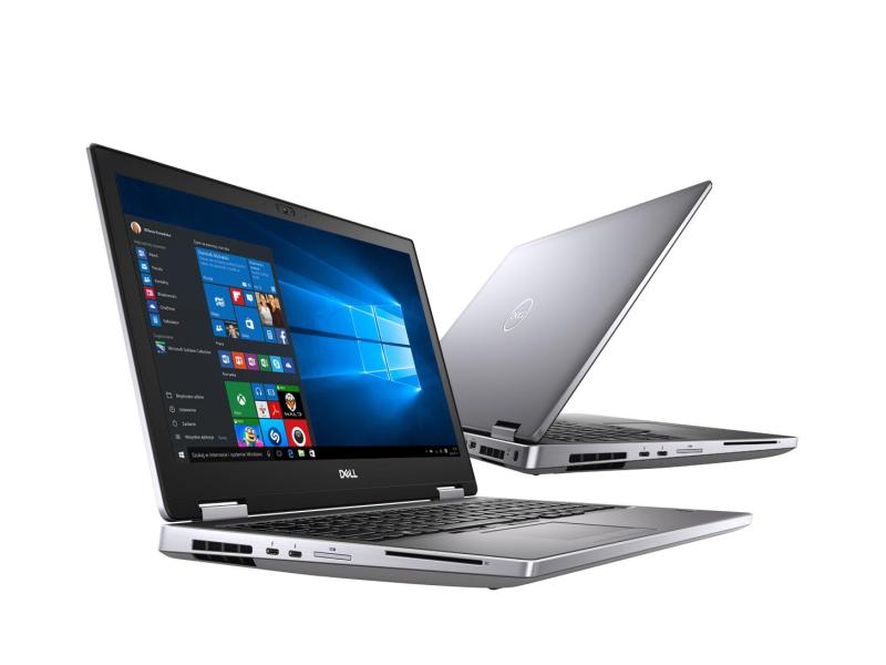 Dell Precision 7740 i9-9880H/64GB/1TB/Win10P RTX5000