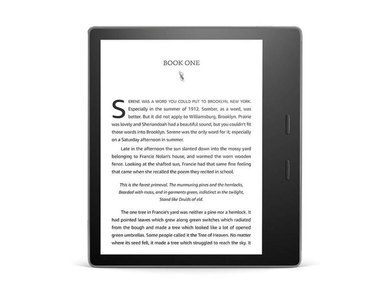 Amazon Kindle Oasis 4GB czarny + etui