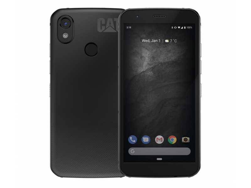 Cat S52 Dual SIM LTE czarny