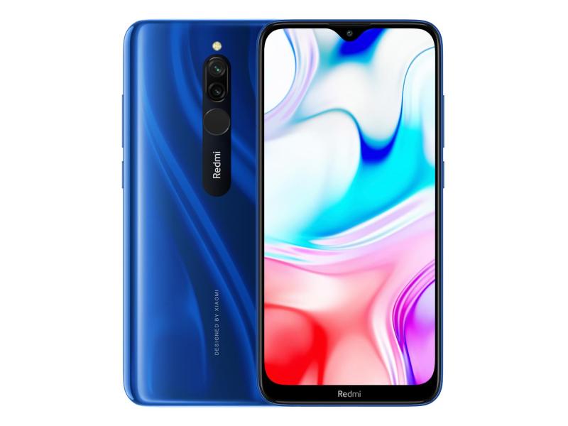Xiaomi Redmi 8 4/64GB Sapphire Blue