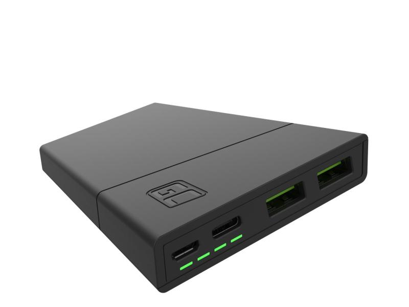 Green Cell GC PowerPlay10 10000mAh (USB-C, PD 18W, Q.C. 3.0)