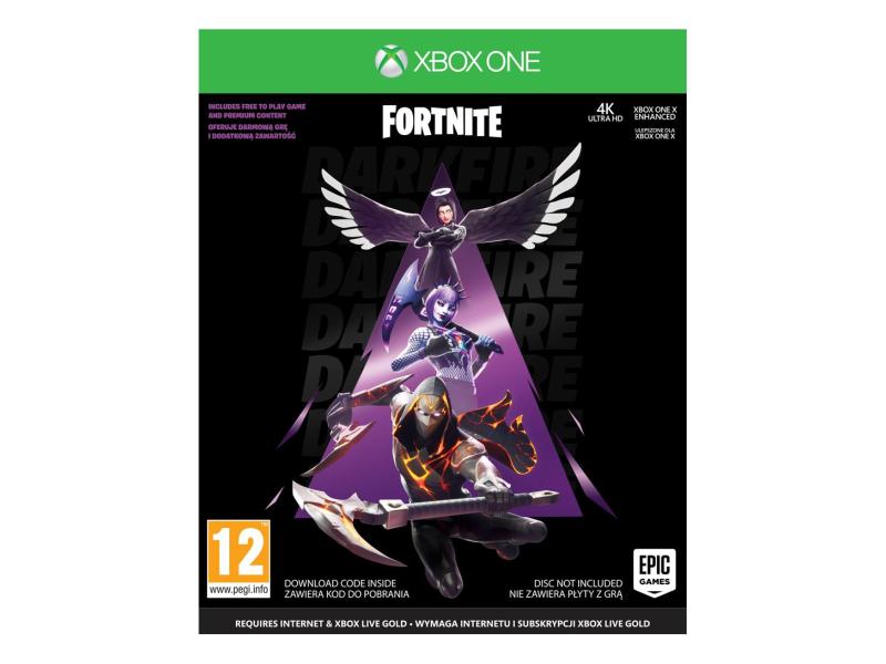 Xbox Fortnite Zestaw Płomień Mroku