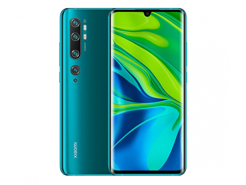 Xiaomi Mi Note 10 Pro 8/256GB Aurora Green
