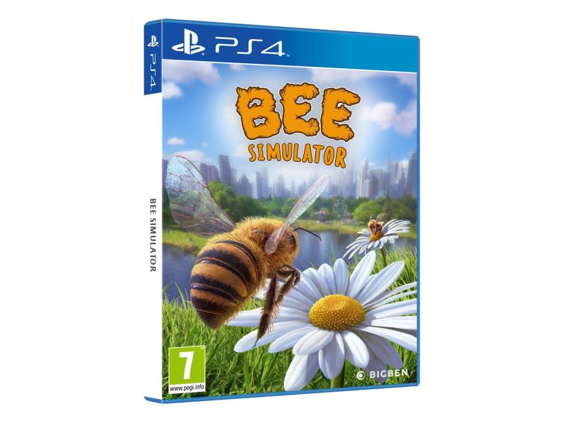 PlayStation Bee Simulator