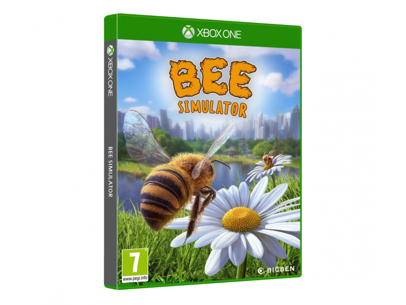 CDP Bee Simulator