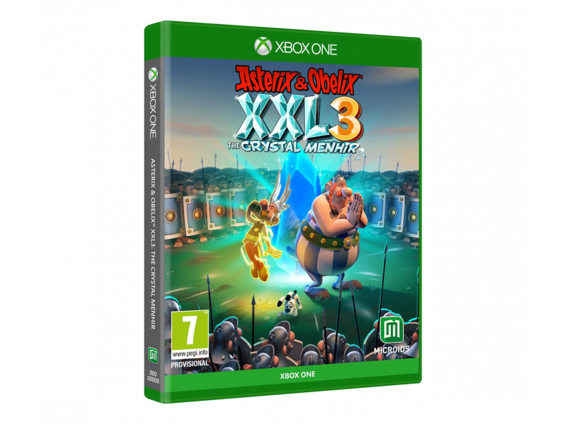 Xbox Asterix & Obelix XXL3 Limited Edition