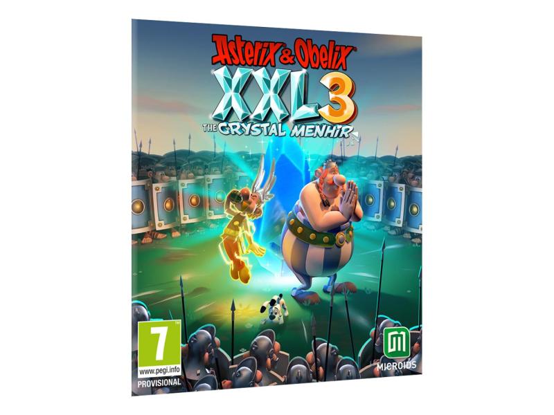 PC Asterix & Obelix XXL3 Standard Edition
