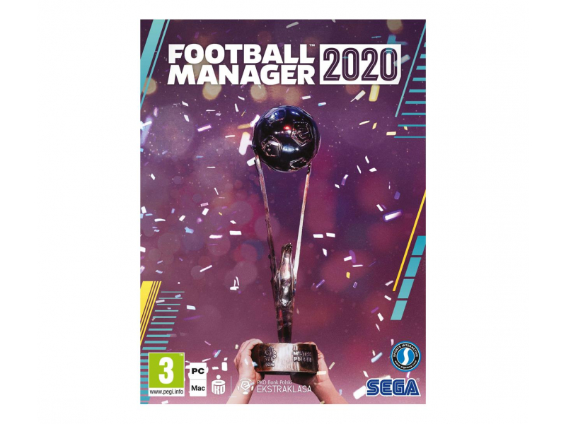 PC Football Manager 2020 ESD Steam