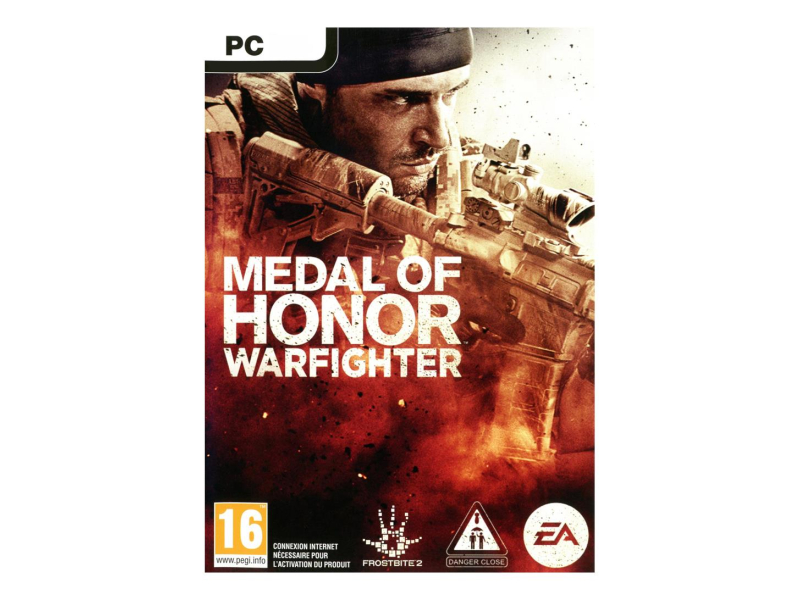 PC Medal of Honor: Warfighter ESD Origin