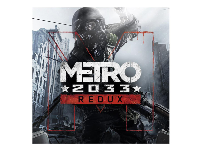 PC Metro 2033 Redux ESD Steam