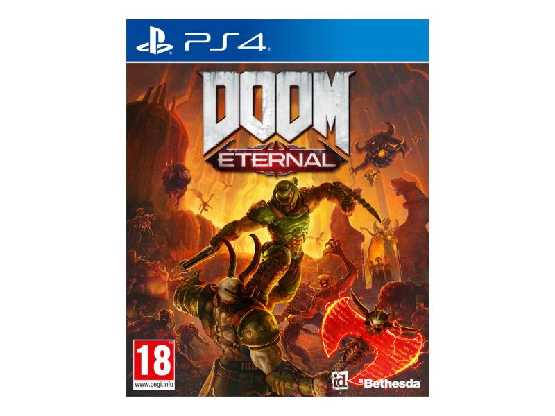 PlayStation Doom Eternal