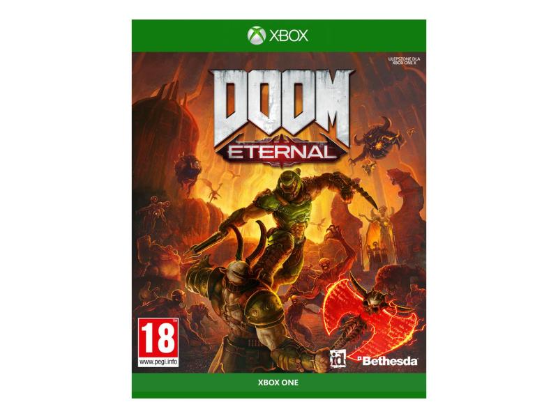 Xbox Doom Eternal