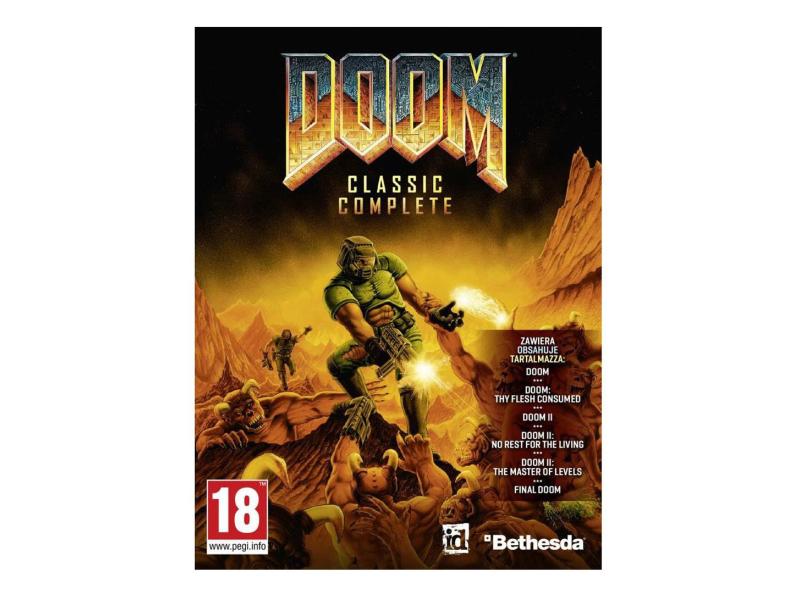 PC DOOM Classic Complete EU ESD Steam