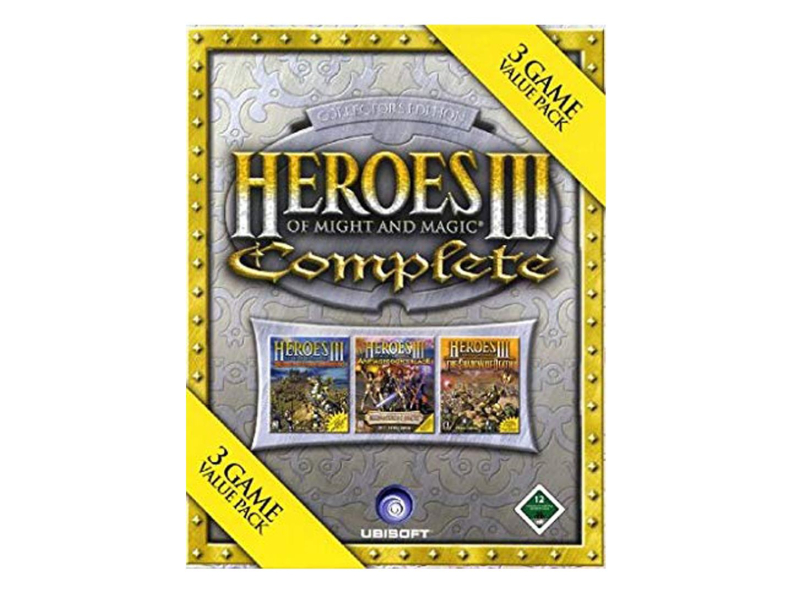 PC Heroes of Might and Magic 3: Complete GOG.com ESD