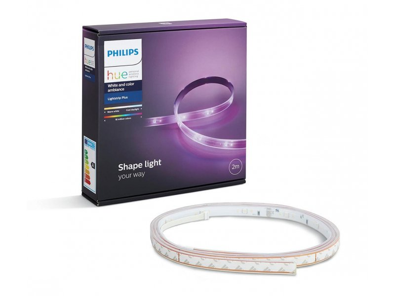 Philips Hue White and Color Ambiance Taśma LED (2 metry)