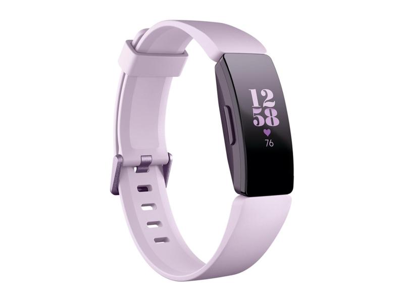Fitbit Inspire HR Liliowa