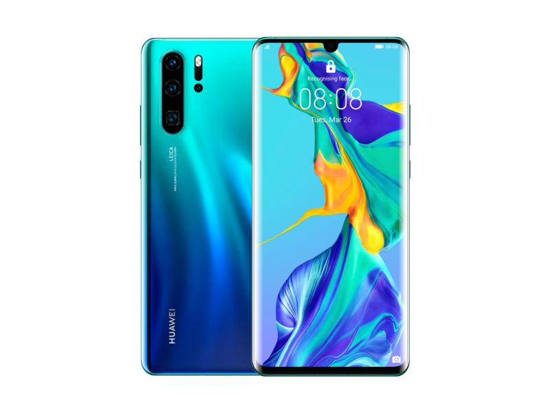 Huawei P30 Pro 128GB Aurora niebieski