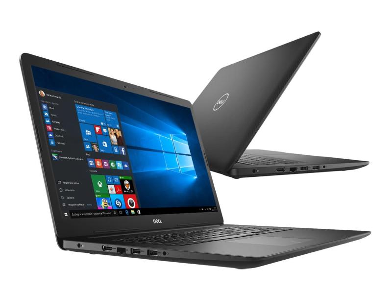Dell Inspiron 3780 i5 8265U/8GB/240+1TB/Win10 Czarny