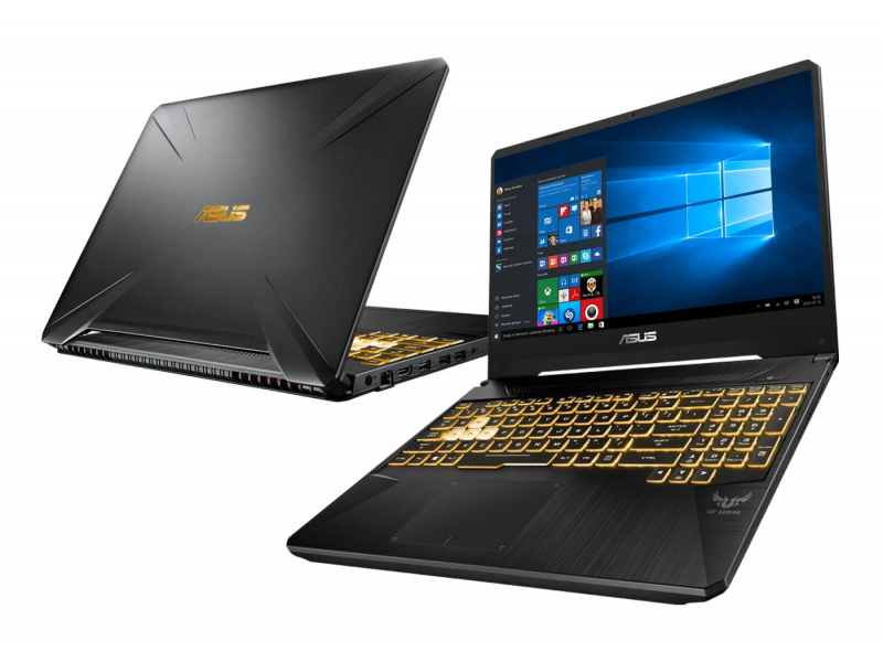 ASUS TUF Gaming FX505DU R7-3750H/16GB/512/Win10