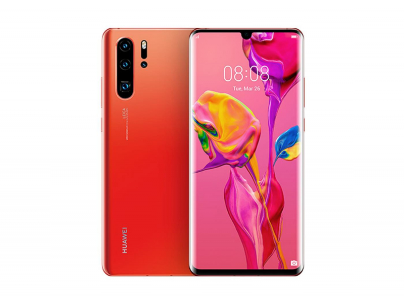Huawei P30 Pro 256GB Bursztynowy