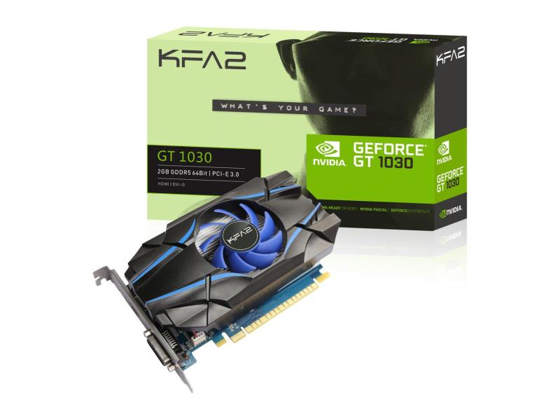 KFA2 GeForce GT 1030 2 GB GDDR5