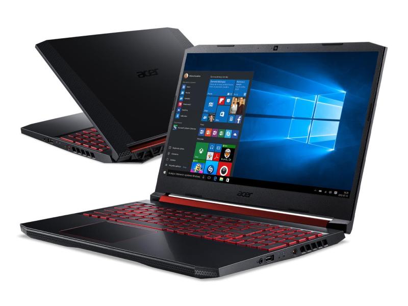 Acer Nitro 5 i7-9750H/16GB/512/Win10 GTX1660Ti IPS