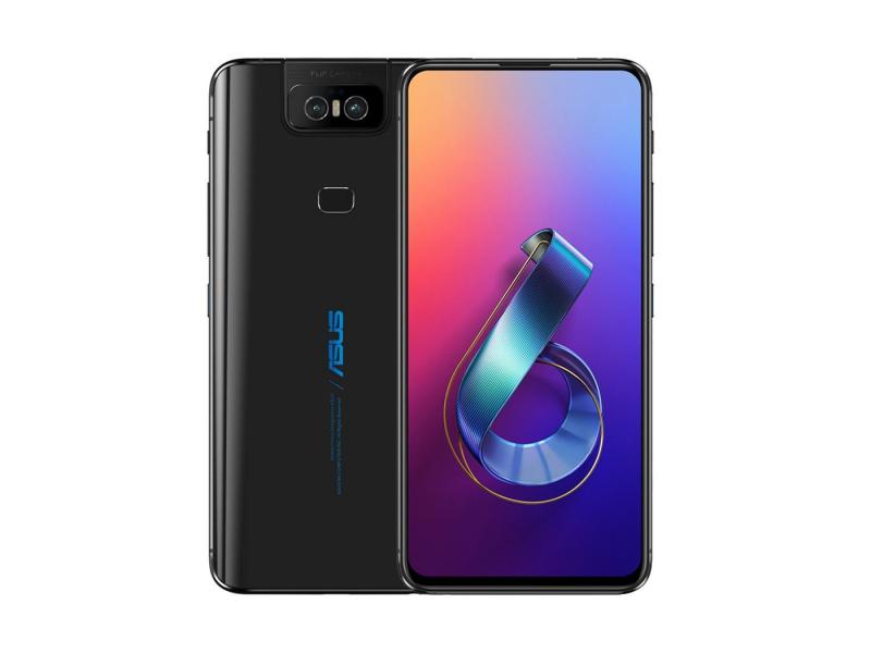 ASUS ZenFone 6 ZS630KL 6/128GB Dual SIM czarny