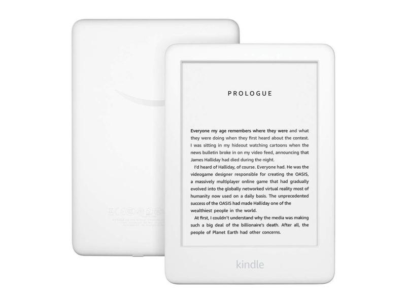Amazon Kindle 10 2019 8GB bez reklam biały