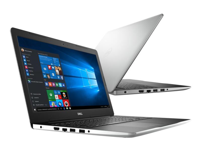Dell Inspiron 3583 i5-8265U/8GB/256/Win10 Srebrny