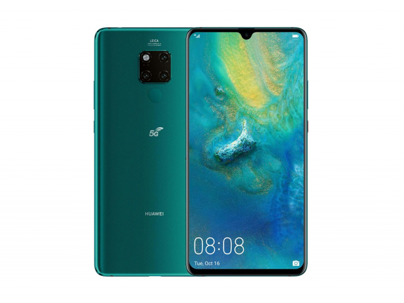 Huawei Mate 20X 5G 8/256GB zielony