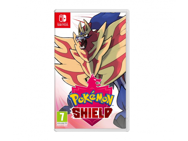 Switch Pokemon Shield