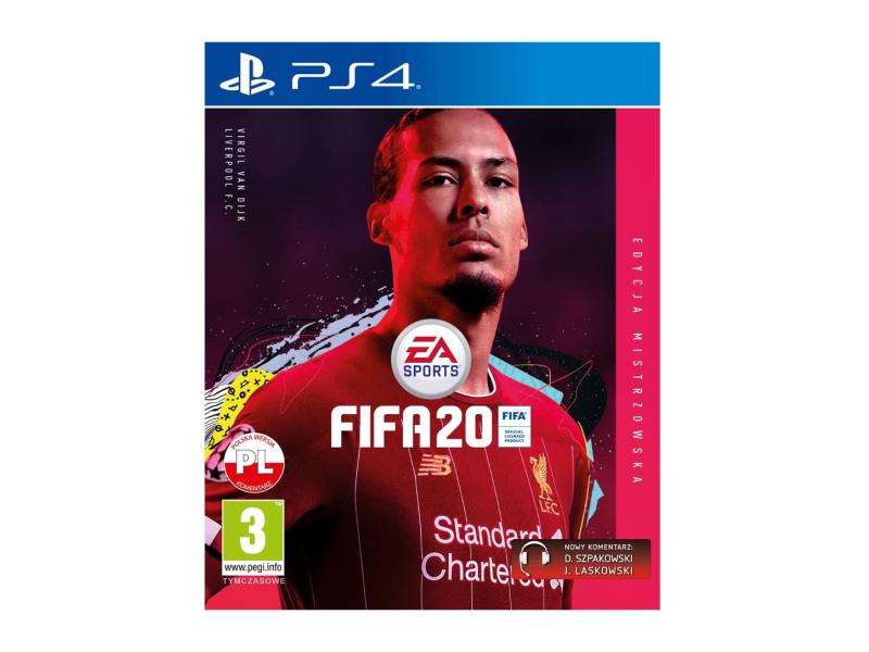 EA Sports FIFA 20 EDYCJA MISTRZOWSKA