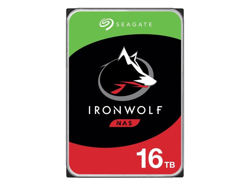 Seagate Ironwolf 16TB 7200obr. 256MB