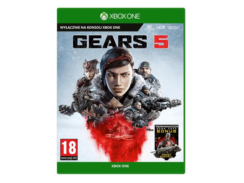 Xbox Gears of War 5 Standard Edition