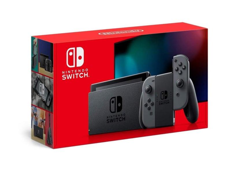 Nintendo Switch Joy-Con - Szary
