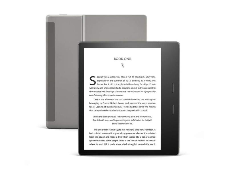 Amazon Kindle Oasis 3 32GB IPX8 bez reklam grafitowy
