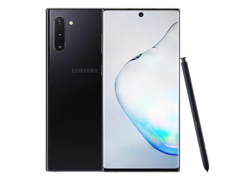 Samsung Galaxy Note 10 N970F Dual SIM 8/256 Aura Black