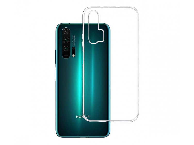 3mk Clear Case do Honor 20 Pro