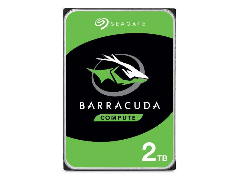 Seagate BARRACUDA 2TB 7200obr. 256MB