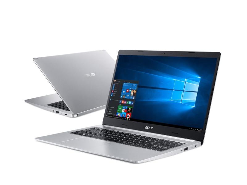 Acer Aspire 5 i5-10210U/8GB/512/Win10 MX250 Srebrny