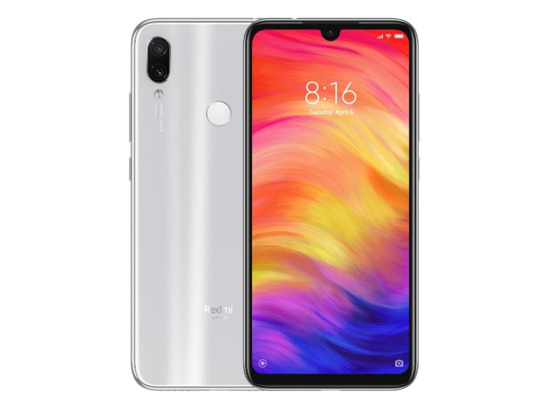 Xiaomi Redmi Note 7 4/128GB White